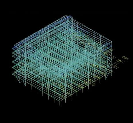 是一家超过30年钢结构深化设计经验的钢结构详图公司,具有nisd,cisc及